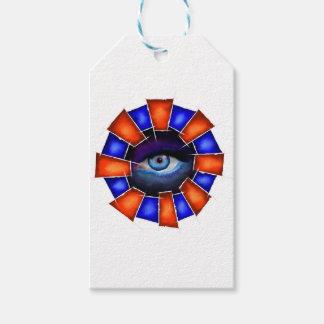 Salvenitus - watching eye gift tags