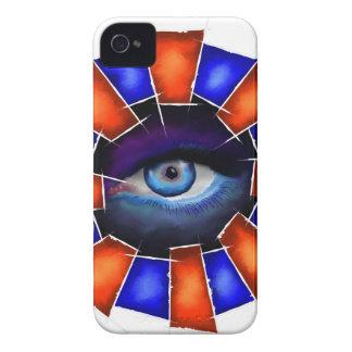 Salvenitus - watching eye iPhone 4 cover