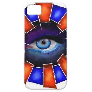 Salvenitus - watching eye iPhone 5 case