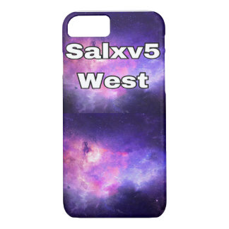salxv5 West Iphone 7 phone case