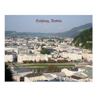 Salzburg, Austria Postcard