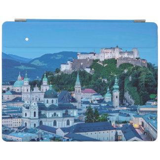 Salzburg city, Austria iPad Cover