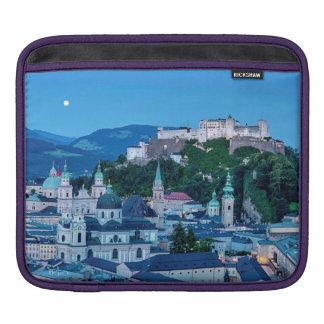 Salzburg city, Austria iPad Sleeve
