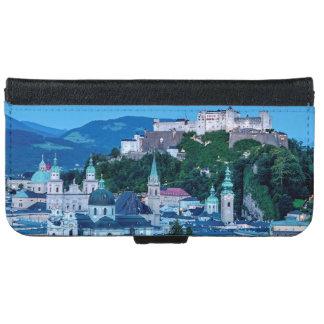 Salzburg city, Austria iPhone 6 Wallet Case