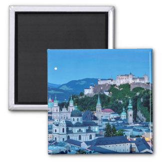 Salzburg city, Austria Magnet