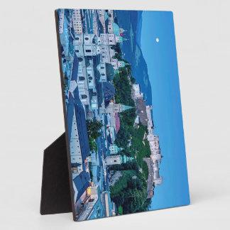 Salzburg city, Austria Plaque