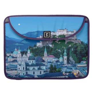Salzburg city, Austria Sleeve For MacBook Pro