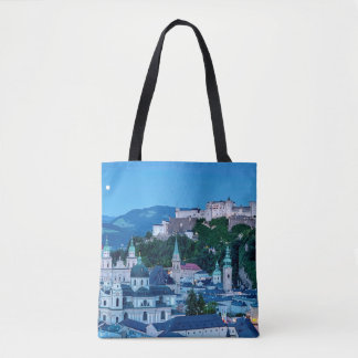 Salzburg city, Austria Tote Bag