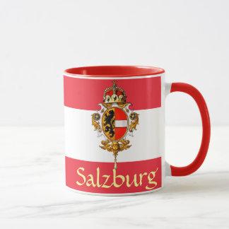 Salzburg Coat of Arms Mug