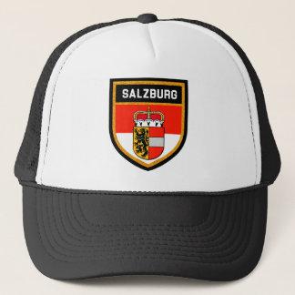 Salzburg Flag Trucker Hat