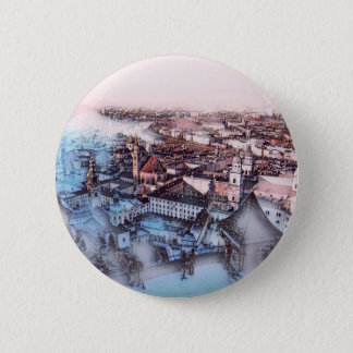 Salzburg In Art 2 Inch Round Button