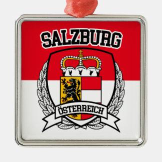 Salzburg Metal Ornament