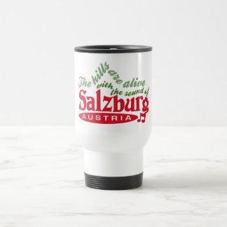 Salzburg mugs - choose style & color