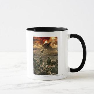 Sam and FRODO™ Approaching Mount Doom Mug
