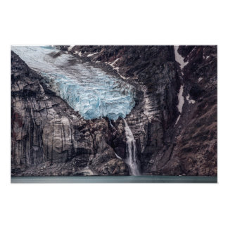 Sam Ford Fjord Glacier, Nunavut Photo Print