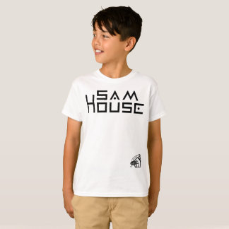 Sam House Kids' Hanes TAGLESS® T-Shirt