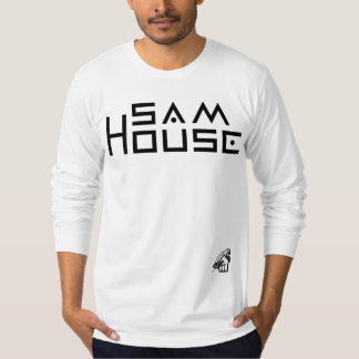 Sam House Men's American Apparel Fine Jersey Long T-Shirt