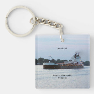 Sam Laud key chain