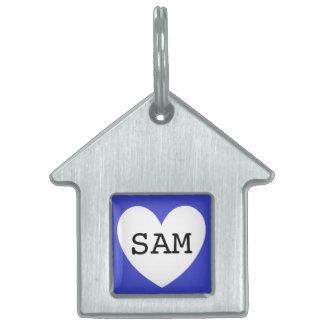 ❤️  SAM pet tag by DAL