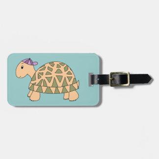 Sam Star Tortoise Luggage Tag