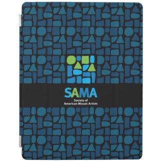 SAMA ipad cover - Mosaic Art