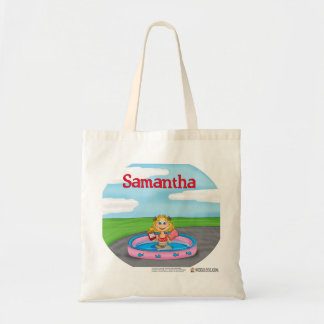Samantha Sam Tote Bag