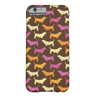Samba Bassets Barely There iPhone 6 Case