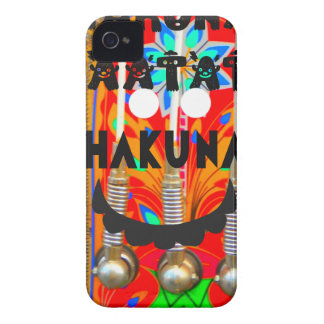 Samba Carnival colors Hakuna Matata blings.png iPhone 4 Cases