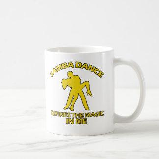 samba DANCE DESIGNS Coffee Mug