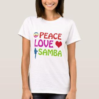 Samba dancing designs T-Shirt