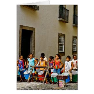 Samba de Rua Card
