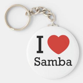 Samba Keychain