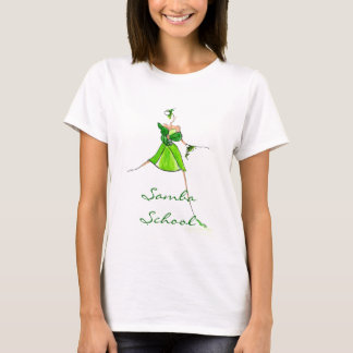 Samba School Ladies Summer top