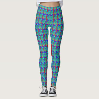 Samba traditional beautiful simple party night out leggings