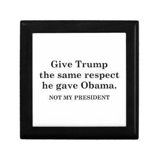 Same Respect Gift Box