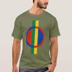 Sami People Flag T-Shirt