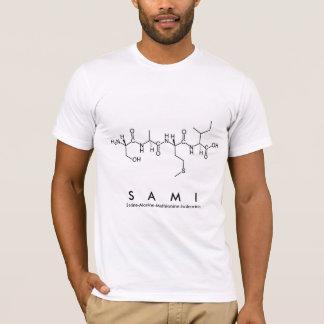 Sami peptide name shirt