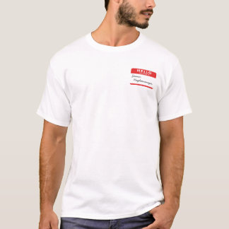 Samir Nagheenanajar T-Shirt