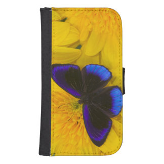 Sammamish Washington Photograph of Butterfly 41 Galaxy S4 Wallet