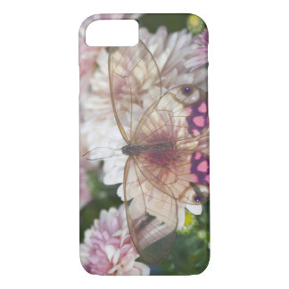 Sammamish Washington Photograph of Butterfly on 15 iPhone 7 Case