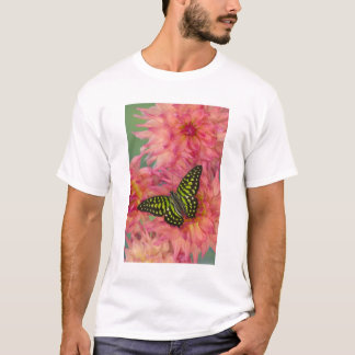 Sammamish Washington Photograph of Butterfly on 3 T-Shirt