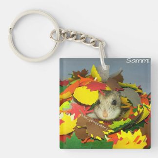 Sammi is Hiding From You! Keychain