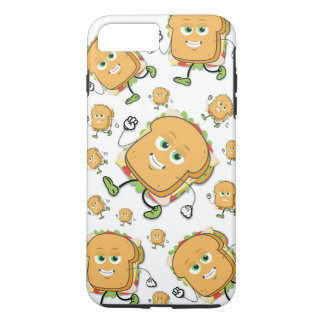 SamMich Apple iPhone 7 Plus, Tough Phone Case