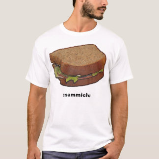 :sammich: T-Shirt