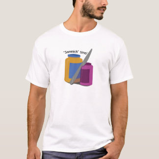 Sammich Time T-Shirt