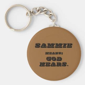 Sammie Keychain