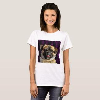 Sammy Pug Dog T-Shirt