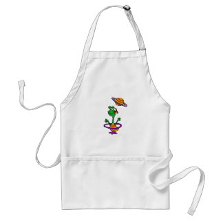 Sammy the Saturnite from Saturn Aprons