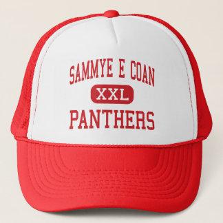 Sammye E Coan - Panthers - Middle - Atlanta Trucker Hat