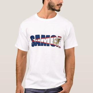 Samoa (American Samoa Flag) T-Shirt